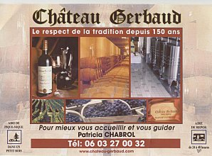 Château Gerbaud